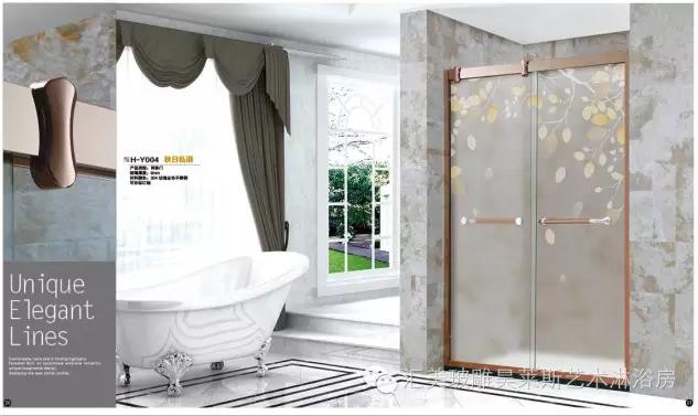 卫浴洁具玻璃 > 供应艺术淋浴房玻璃
