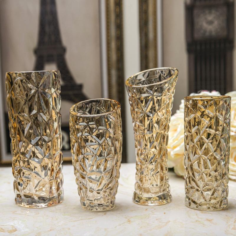 欧式风格现代简约创意插花花瓶