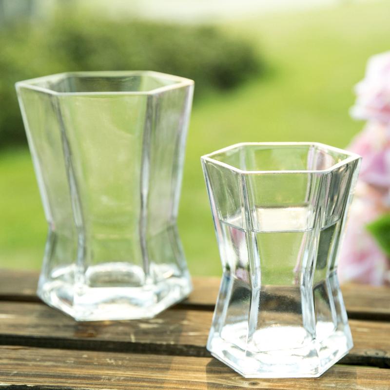 欧式创意精致水晶玻璃花瓶