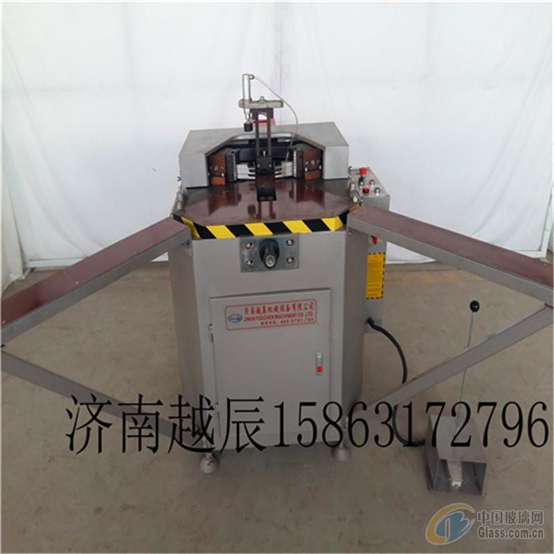 金钢网组角机单头液压组角机价格图片