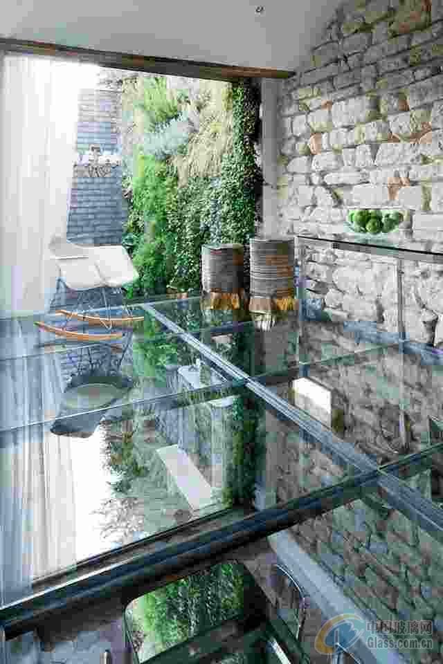景区玻璃地板长廊 观景台踏板玻璃