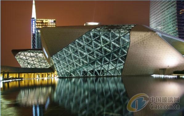 广州歌剧院Low-e镀膜中空工程案例