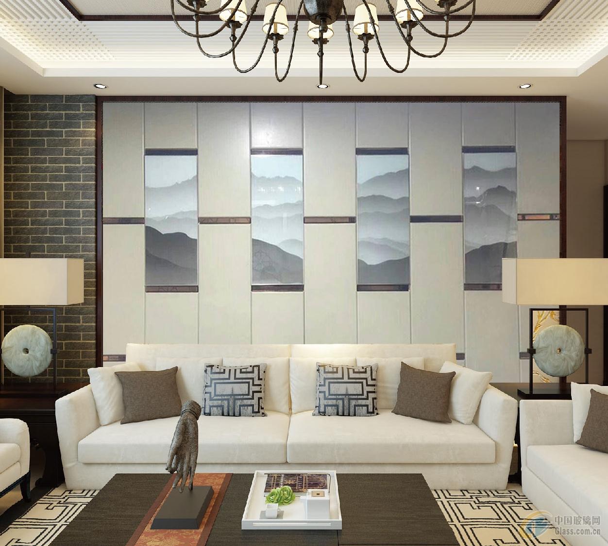 電視沙發硬包電視背景墻多少錢