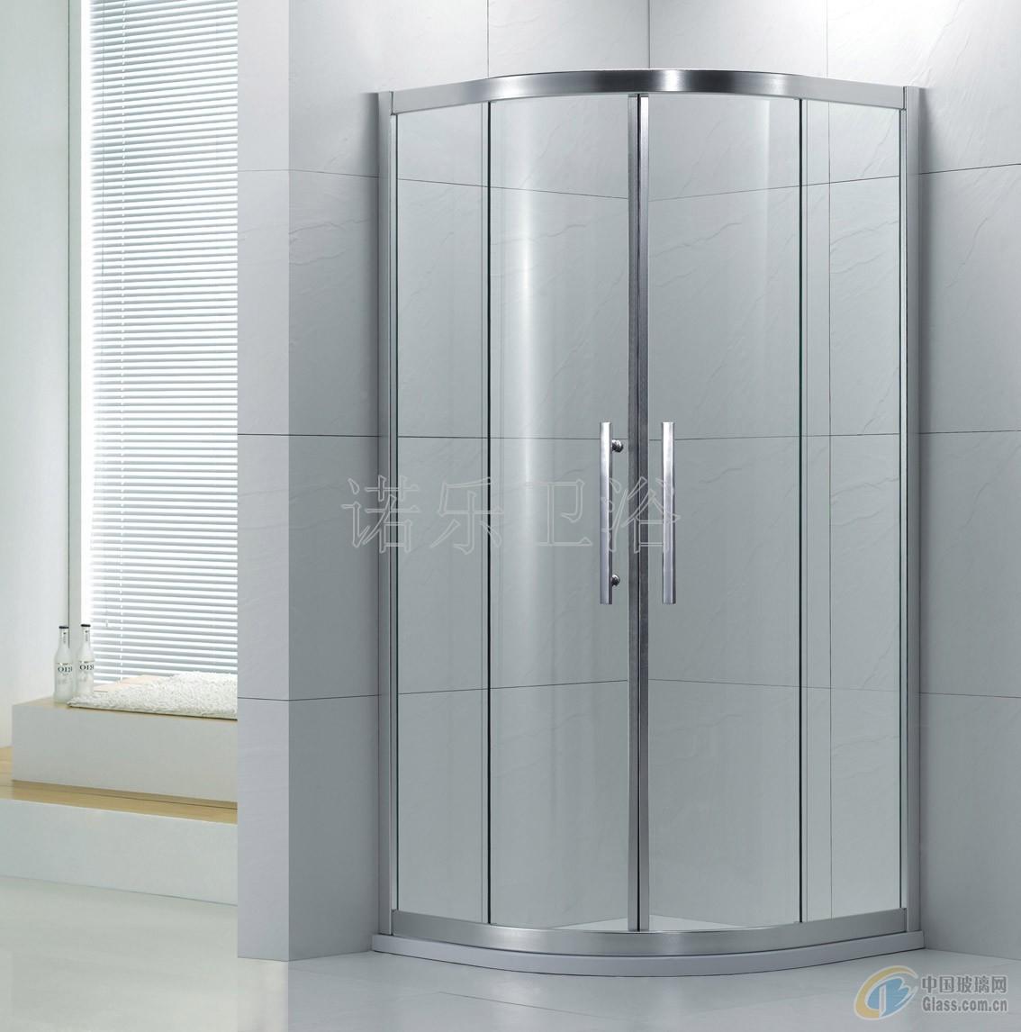 中国玻璃网 资讯 产品图片 > 圆形淋浴房-钻石形淋浴房  圆形淋浴房