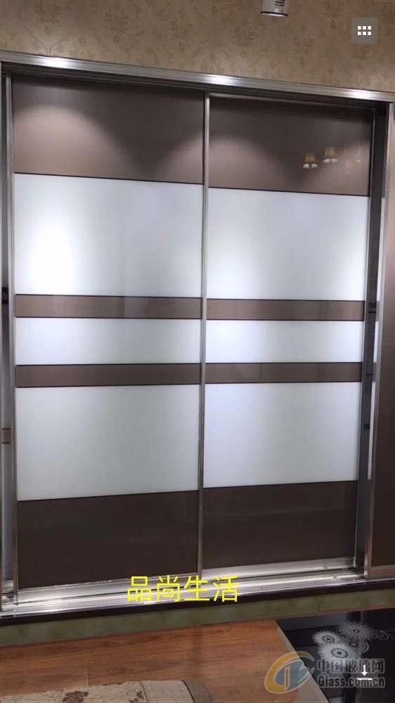 衣柜玻璃图片