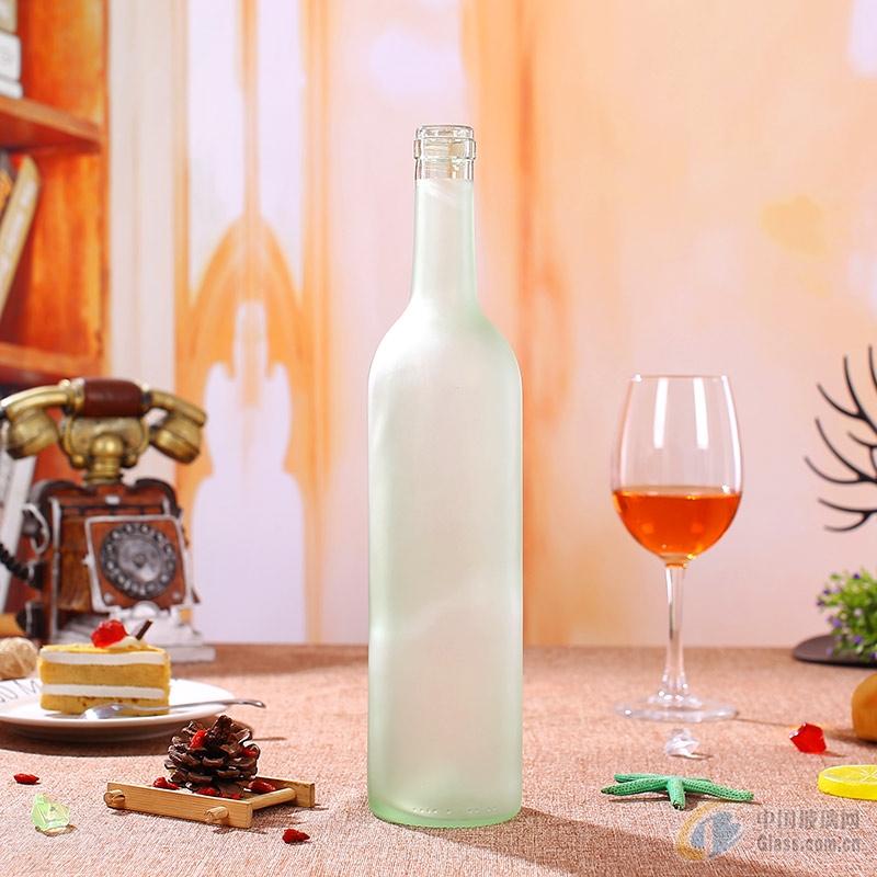 玻璃酒瓶红酒瓶葡萄酒瓶