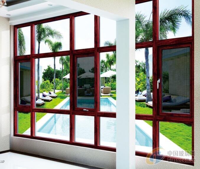 芬德格林门窗供应平开窗,断桥铝推拉窗