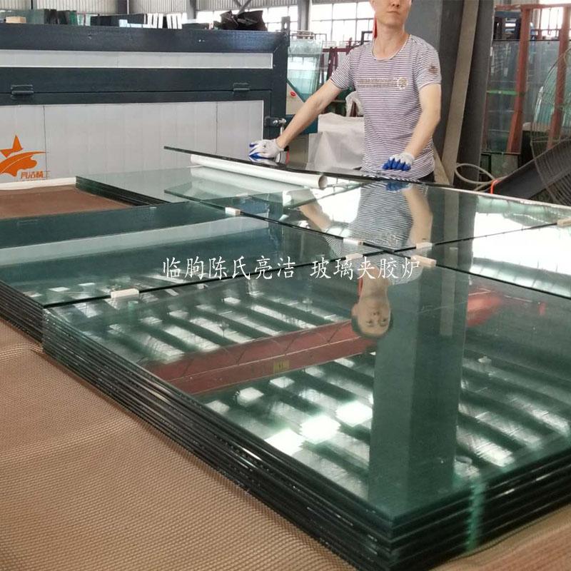 夹胶玻璃设备厂家