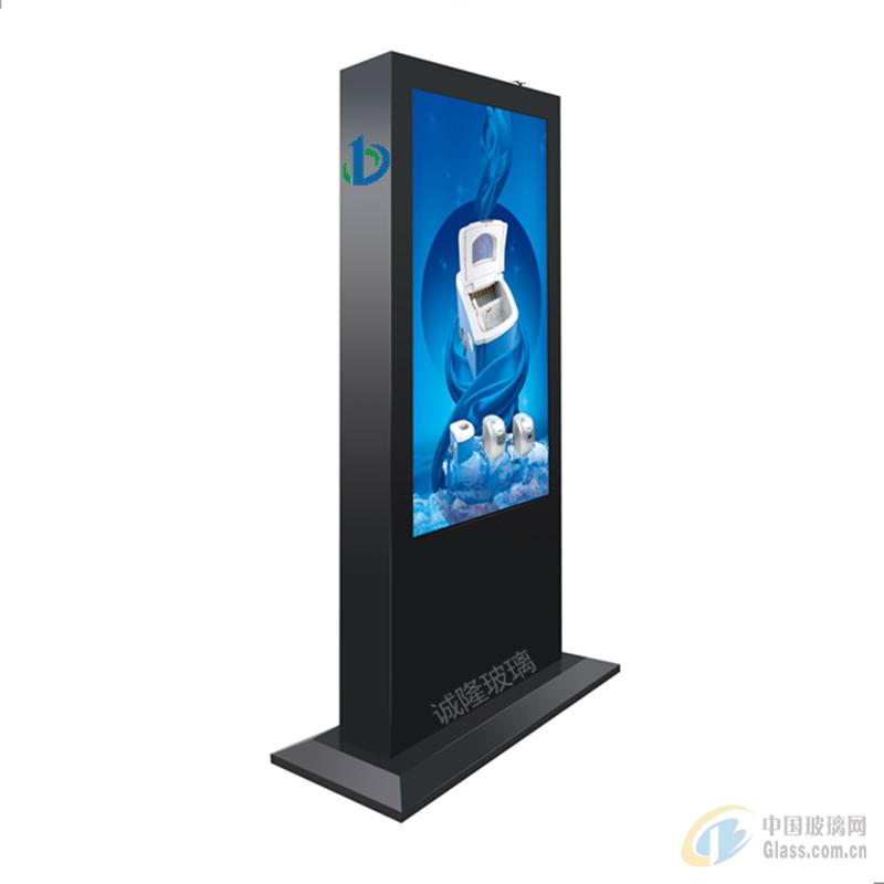 广告屏玻璃 户外室内液晶屏钢化玻璃