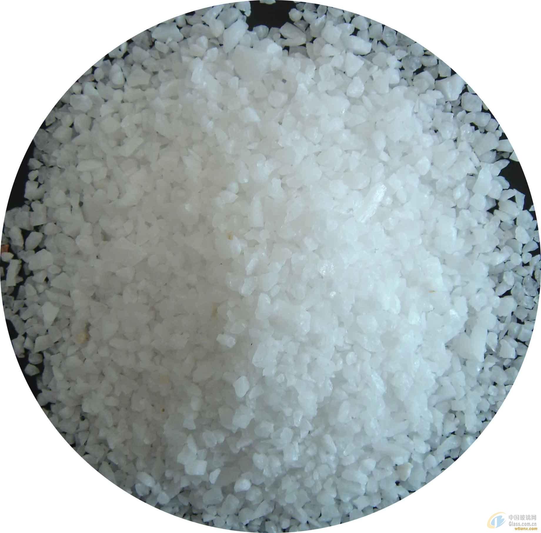 温县三门峡石英砂厂家销量一天比一天好、真材实料