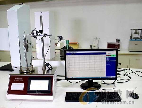 CHY-G药品行业玻璃瓶瓶壁厚度测试仪