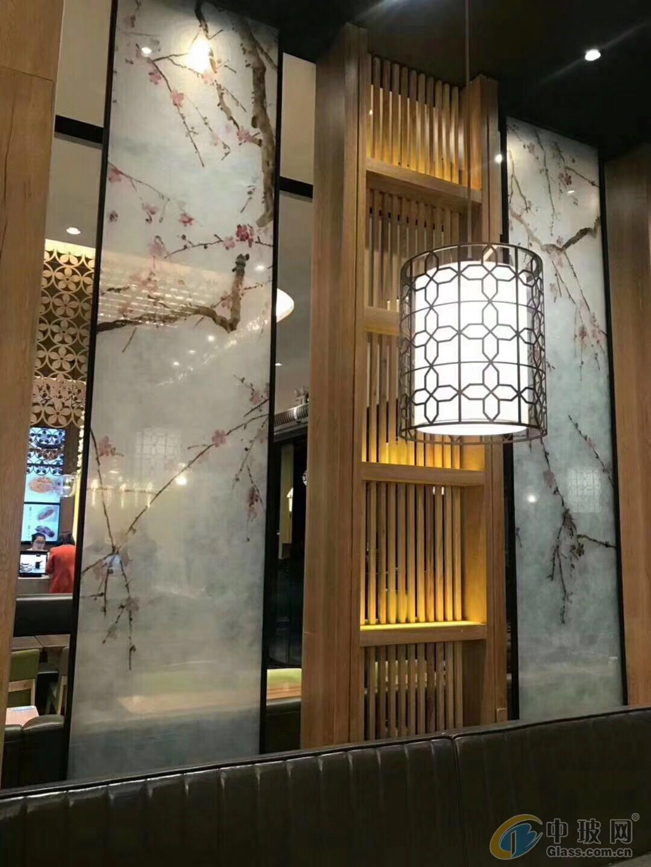 深圳夹丝玻璃隔断
