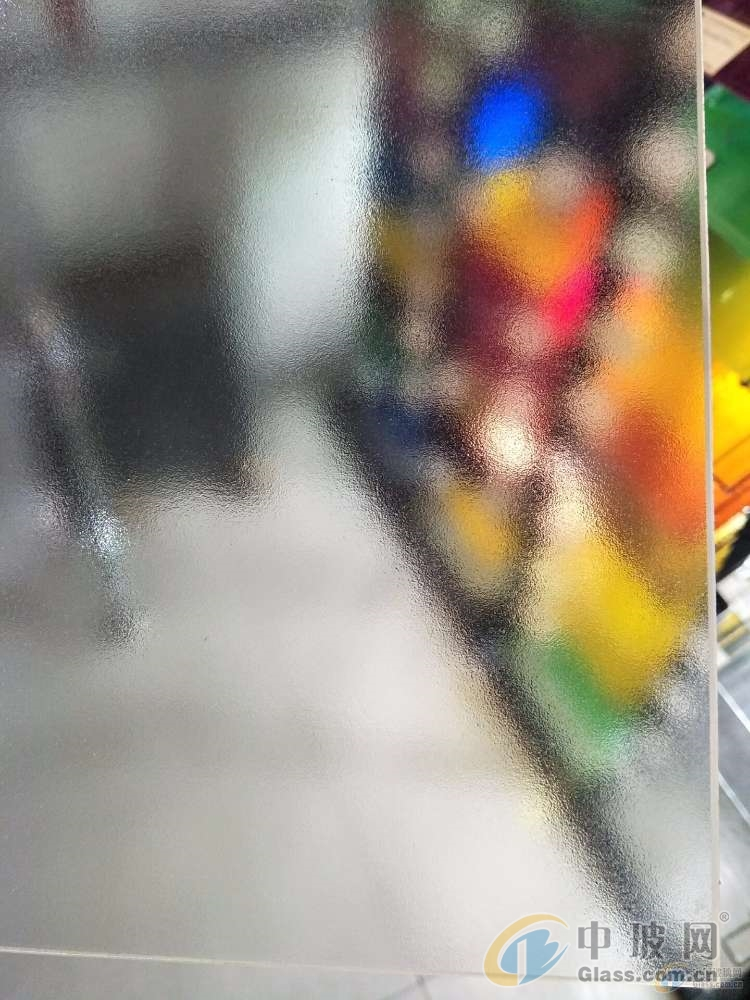 压花玻璃-超白防眩,水晶,香梨