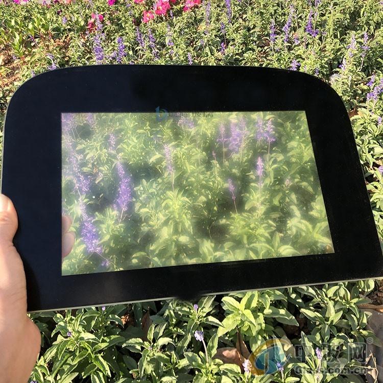 黑色丝印显示屏AG玻璃正式回归 高良率无退货AG玻璃