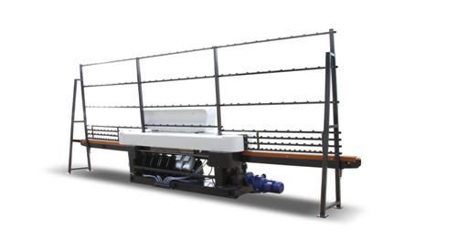 供应8325钢化玻璃磨边机