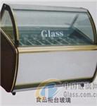 食品柜台玻璃