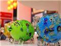 山西文博会晋中馆:五光十色的玻璃世界