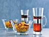 经常用的玻璃餐具对身体有害吗?
