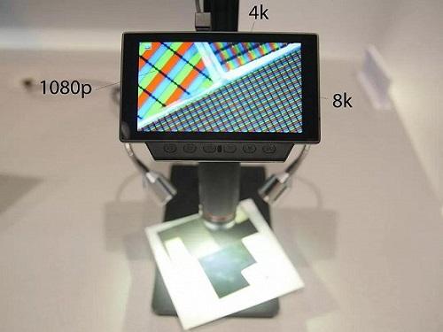 """8K技术背后的""""玻璃"""":康宁新型玻璃基板亮相中国"""