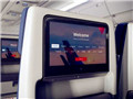 飞机舱进入触屏时代,显示应用迎来新机遇