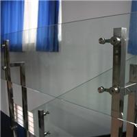 邢台建筑钢化玻璃楼梯玻璃厂