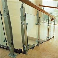 邢台建筑钢化玻璃楼梯玻璃