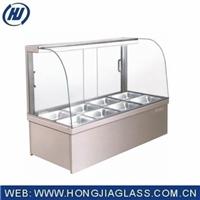 热弯玻璃家具玻璃