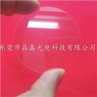 激光打孔用0.7mm厚蓝宝石玻璃片
