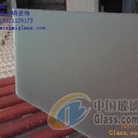 天津磨砂玻璃加工厂家