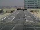 智能天窗兮鸿屋顶平移折叠活动开启天窗