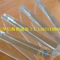 天津超白钢化玻璃加工厂家