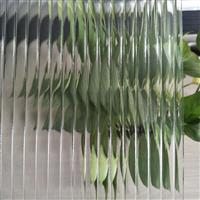 小长虹青岛金晶压延压花艺术玻璃生产厂家直销