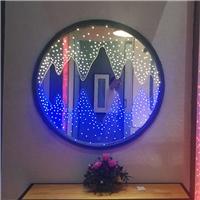 LED发光玻璃 双层夹胶 多种款式 可定制厂