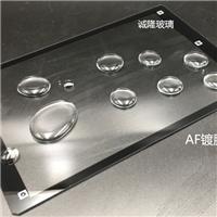 AG+AF防指纹玻璃,定制不同尺寸AG+AF玻璃