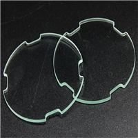 丝印/透明/台阶圆形灯具玻璃定制