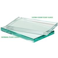 超白玻璃哪里买,旭鹏钢化玻璃厂供用