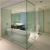 邢臺生產淋浴房玻璃