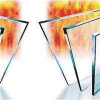 安装防火玻璃幕墙