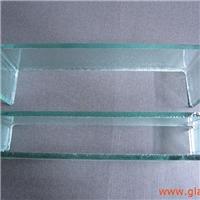 U型玻璃钢化玻璃价格