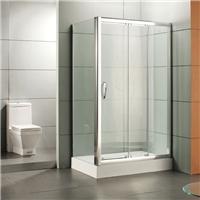 淋浴房钢化玻璃价格