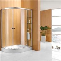 生产淋浴房玻璃