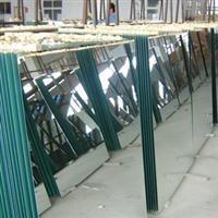 邢臺超白玻璃烤漆銀鏡玻璃