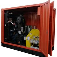 管道换热器高压清洗机