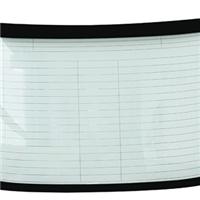 超低溫鋼化玻璃遮蔽銀線油墨