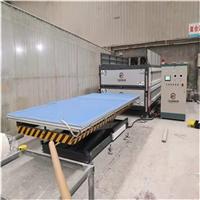 机械厂家供应商定制夹丝炉 岩板夹胶炉