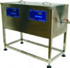 供应二槽式超声波清洗机