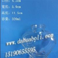 心型工艺瓶价格/徐州工艺瓶批发/玻璃瓶价格