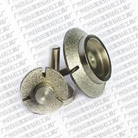 厂家直销/高质价优/电镀金刚石工具/玻璃工具/各种型号倒角器