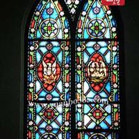 彩�L玻璃窗 彩�L玻璃�r格 彩�L�嵌玻璃