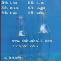 麻油玻璃瓶 橄榄油瓶 香油瓶 芝麻油瓶 配套瓶盖